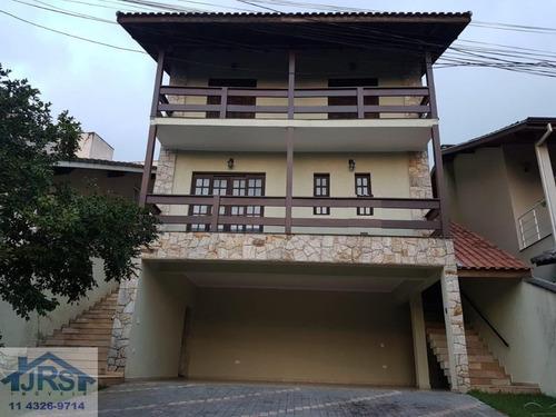 Imagem 1 de 30 de Condomínio Nova Paulista Sobrado Com 3 Dormitórios À Venda, 270 M² Por R$ 890.000 - Parque Das Iglesias - Jandira/sp - So0384