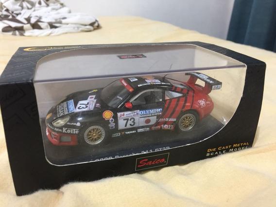 Porsche 911 Gt3r Escala 1:32 Taisan Saico