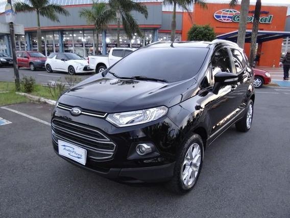 Ford Ecosport Titanium 2.0 16v Flex