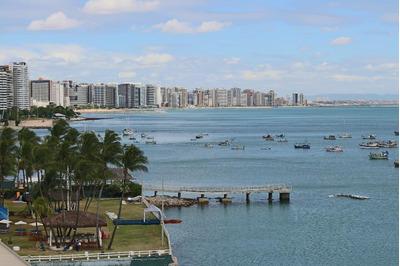 Apartamento Em Mucuripe, Fortaleza/ce De 50m² 1 Quartos À Venda Por R$ 260.000,00 Ou Para Locação R$ 1.200,00/mes - Ap230576