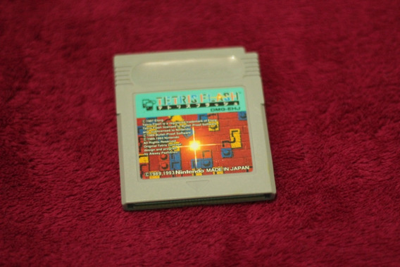 Tetris Flash Original Para Nintendo Game Boy Color Advance