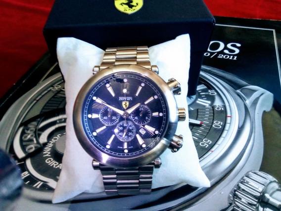 Relógio Ferrari Crono Igual Citizen Ax