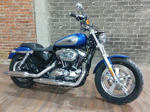 Harley Davidson Sportster 1200 Custom 2014