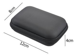 Estuche/contenedor Para Cargador/audifonos/cables/etcetera