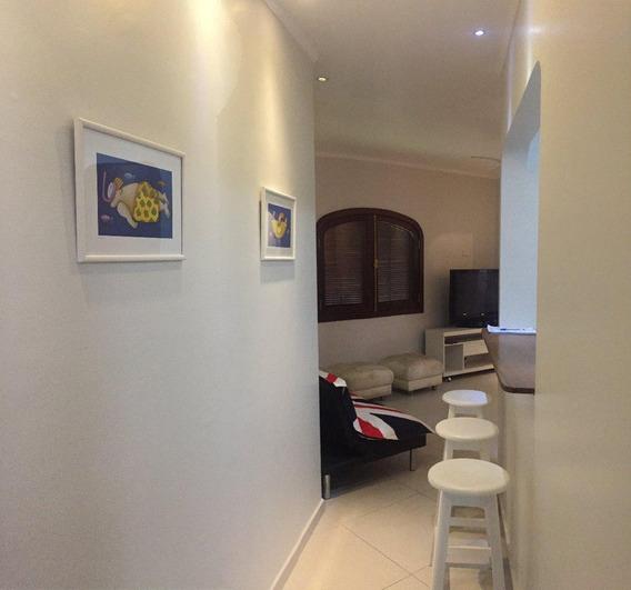 Apartamento Em Jardim Ana Maria, Guarujá/sp De 50m² 1 Quartos Para Locação R$ 400,00/mes - Ap354405