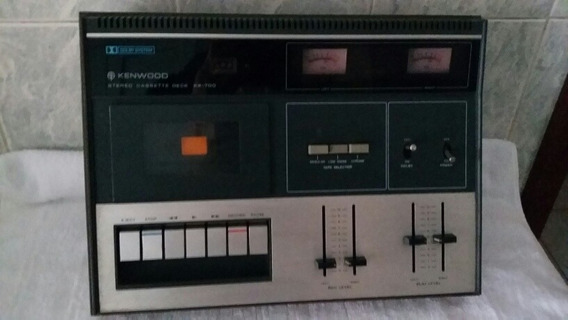 Tape De Mesa Kenwood Kx 700 Japan