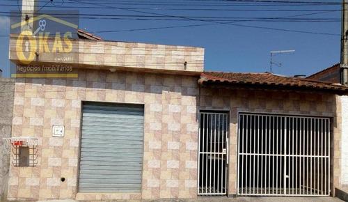Imagem 1 de 26 de Casa Com 3 Dormitórios À Venda Por R$ 280.000,00 - Parque Alvorada - Suzano/sp - Ca0305
