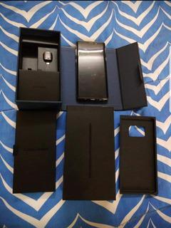Samsung Galaxy Note 9 Impecable Con Caja Y Accesorios. Libre