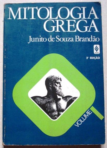 Mitologia Grega Junito De Souza Brandão Livro
