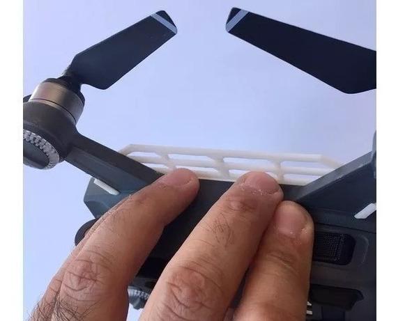 Suporte Proteção Para Segurar Dji Spark Com A Mão