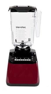 Blendtec Designer 650 Batidora Roja Con Wildside Jar