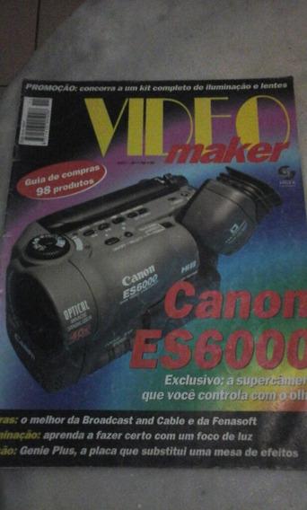 Revista Vídeo Maker Ano 1 11