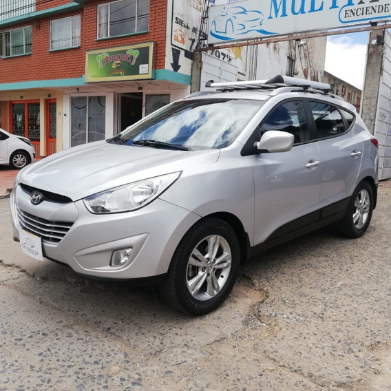 Hyundai Tucson Ix-35 At Full Equipo 2012