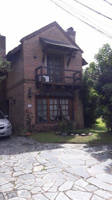 Alquiler Temporario De Chalet En Barrio Privado En Escobar