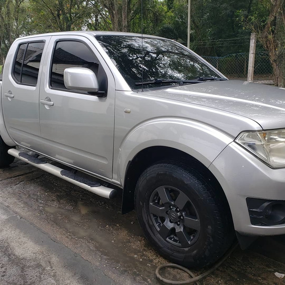 Nissan Frontier 2.5 S Cab. Dupla 4x4 4p 2014