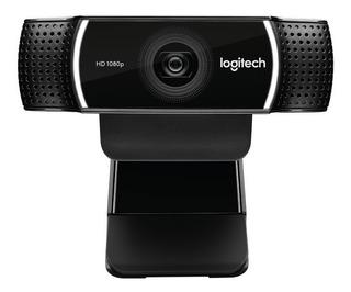 Camara Web Webcam Logitech C922 Pro Stream 1080p