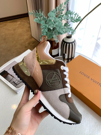 Tênis Louis Vuitton Sneaker Run Away 15