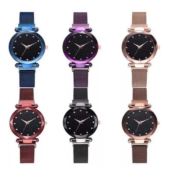 Reloj Dama Fashion Casual Acero Inoxidable Regalo 2020