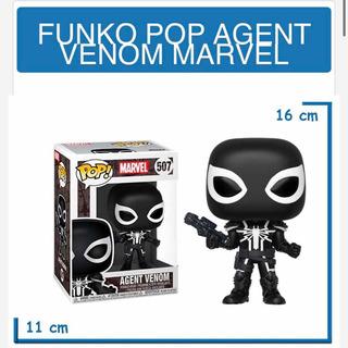 Funko Pop Agent Venom Marvel