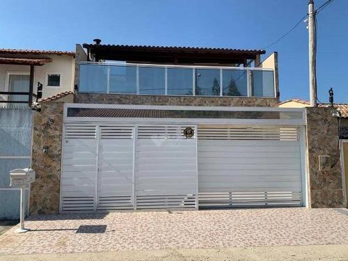 Imagem 1 de 30 de Casa Com 4 Quartos Por R$ 680.000 - Serra Grande - Rj - Ca21282