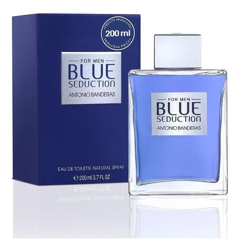 Antonio Banderas Blue Seduction 200ml Original