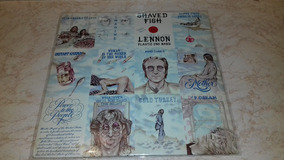 Lp Vinil Lennon Plastic Ono Band Shaved Fish
