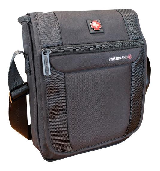 Swissbrand Bolso Mariconera Multifuncional Sbm-00174
