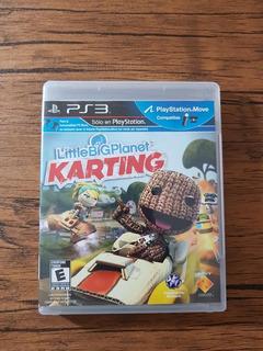 Litle Big Planet Karting Playstation 3 Ps3 Buen Estado !!