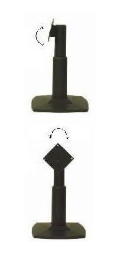 Pedestal Oxford P300 - Monitores Acima De 16