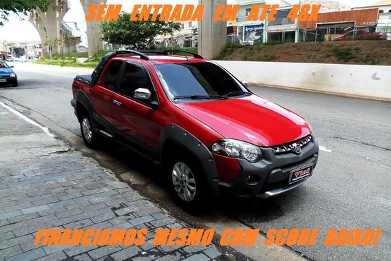 Fiat Strada 1.8 16v Adventure Cab.dupla Dualog 2013/2013