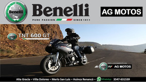 Benelli 600 Gt