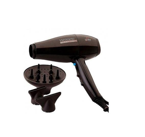 Secador De Pelo Gama Leggero Black Std 022