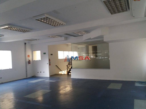 Sala Comercial Para Locação Em Cerqueira Cesar - Cj1489