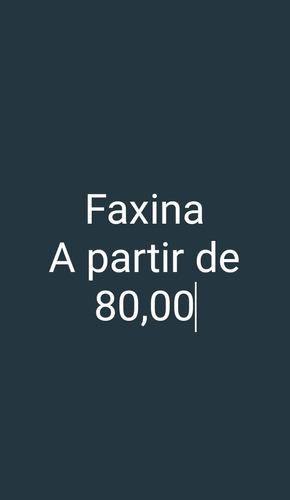 Imagem 1 de 1 de Faxina