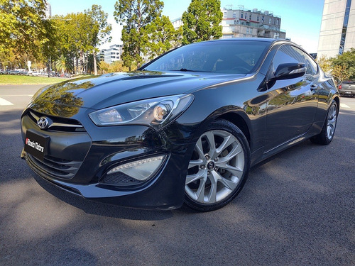 Hyundai Genesis 2013 Coupe 2.0 T Abasto Motors