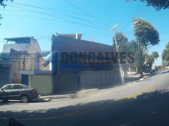 Venda Predio Comercial Sao Bernardo Do Campo Baeta Neves Ref - 1033-1-124811