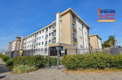 Apartamento Com 2 Dormitórios À Venda, 67 M² Por R$ 250.000 - Cajuru - Curitiba/pr - Ap1351