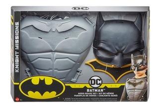 Oferta Batman Kit De Heroe Ready Set Capa Mascar Batarang !!
