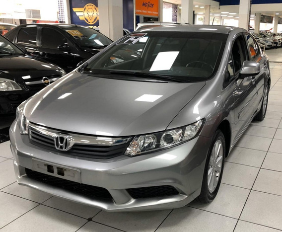 Civic 1.8 Lxs Flex 2014