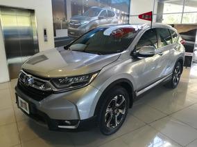 Honda Crv Exl Turbo 2017 At 4x4 Plata