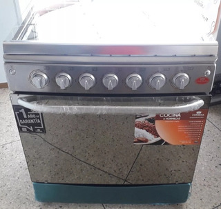 Cocina 6 Hornillas 30 Pulgadas Lujosa Nueva Con Garantía
