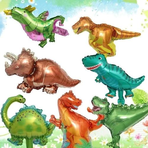 Globos Dinosaurios - 14 Pulgadas