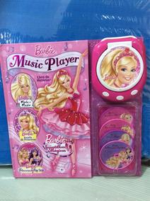 Barbie Livro De Histórias Music Player