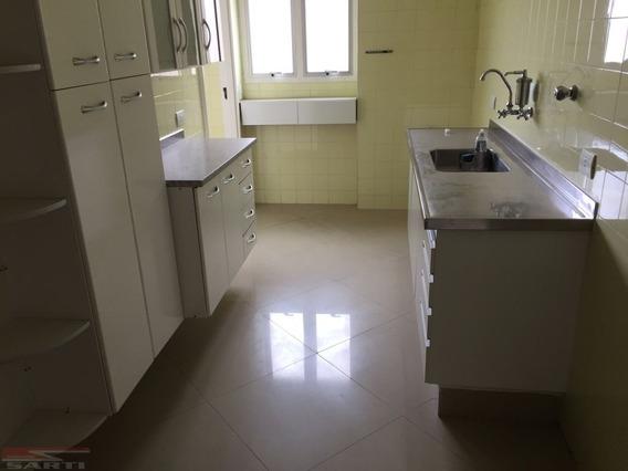 Apartamento Repleto De Armários. Em Santana - St12023