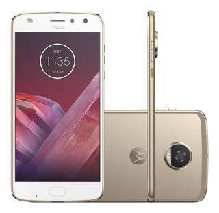 Motorola Moto Z2 Play Xt1710 64gb Original Seminovo Na Caixa