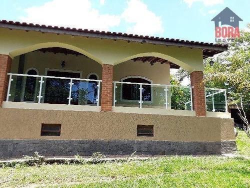 Chácara Com 4 Dormitórios À Venda, 1300 M² Por R$ 590.000,00 - Vale Do Sol - Mairiporã/sp - Ch0280