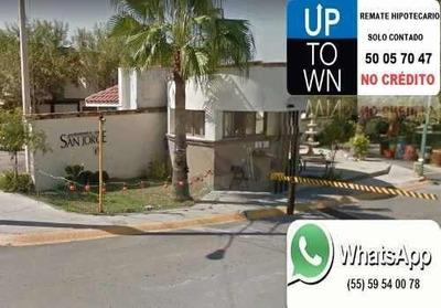 Casa En Remate Hipotecario Apodaca, Nuevo León (ac-7618)