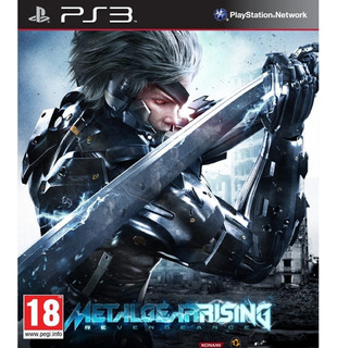 Metal Gear Rising: Revengeance Ps3 .: Ordex :.