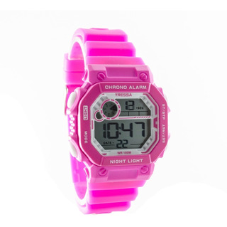 Reloj Tressa Digital ,sumergible 100m Con Luz ,garantia Oficial Nena Mi Primer Reloj ! Promo !!!