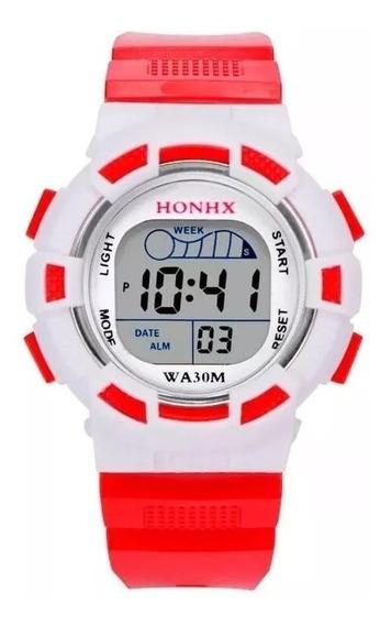 Relógios Masculino De Pulso Para Crianças Esportivo